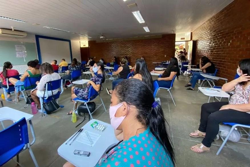 Mais de 6 mil candidatos faltam às provas do concurso da Fundação PB Saúde