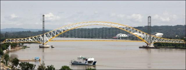Jembatan Kutai Kertanegara