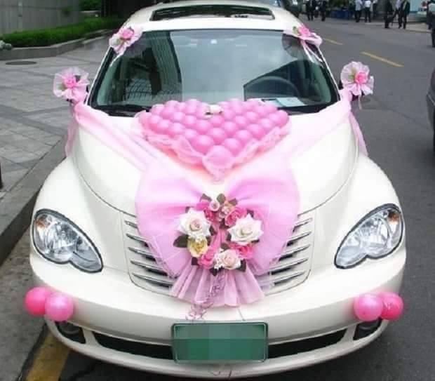 Mobil Pengantin Minimalis