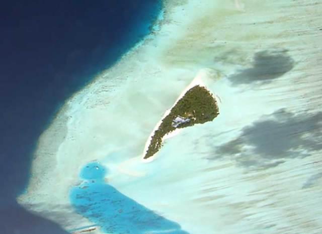 Pulau Wortel Maladewa