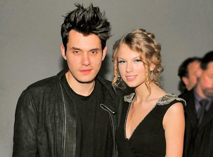 John Mayer dikatakan patah hati terbesar dalam sejarah percintaan Taylor. Gambar via: www.eonline.com