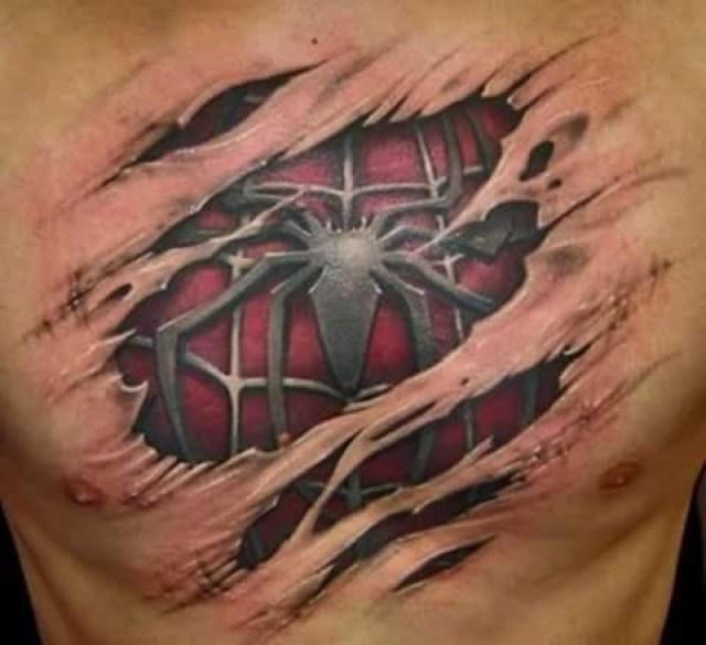 Tato Spiderman