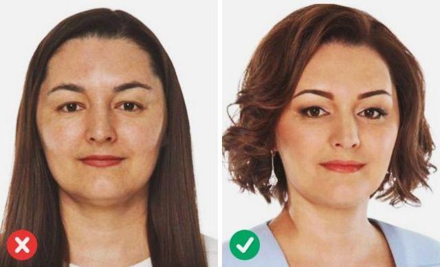 Memotong Rambut Lebih Pendek