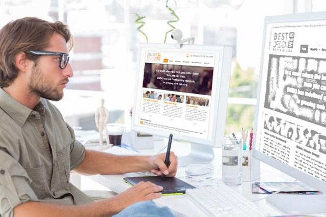 bisnis web designer