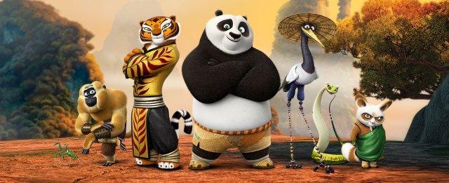 Kung Fu Panda 3 Masuk Nominasi Film Oscar 2017
