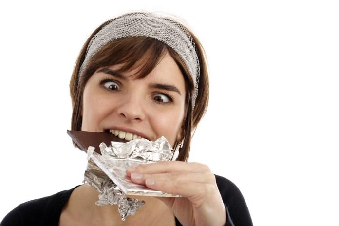 Manfaat coklat untuk menurunkan stress