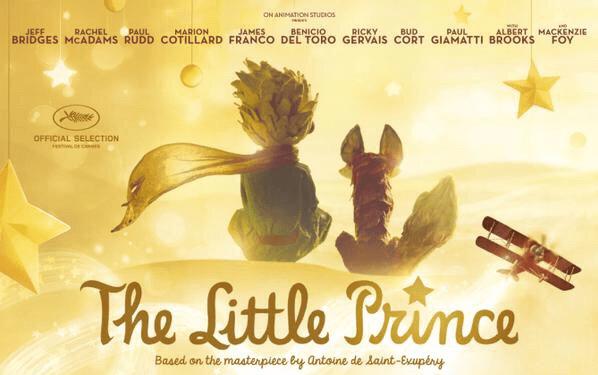 The Little Prince Masuk Nominasi Film Oscar 2017