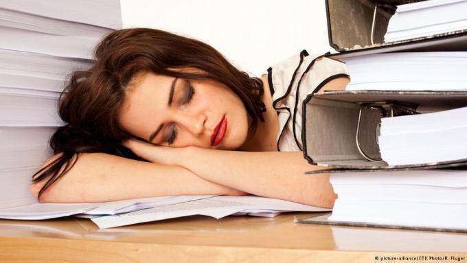 Tidur siang mengurangi stress
