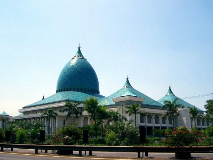 gambar via: Rindu Masjid