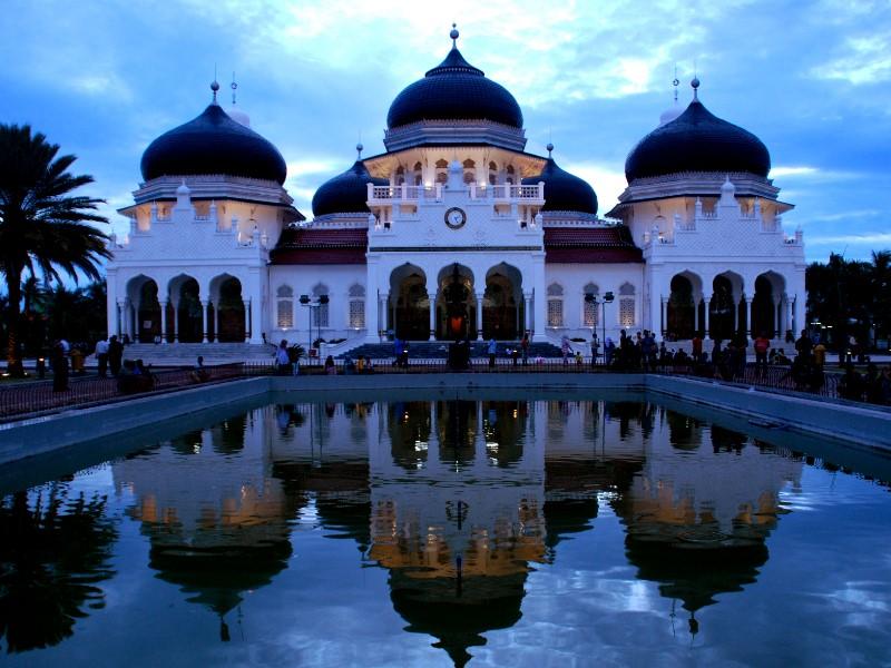 9 Peninggalan Sejarah Kerajaan Aceh - seruni.id
