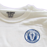 Pilots for Christ tshirt - White front