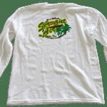 SAMI tshirt white back