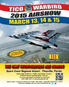 TICO Warbird Show 2015