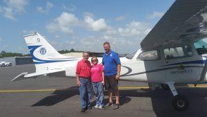 August 2nd Mission Flight
