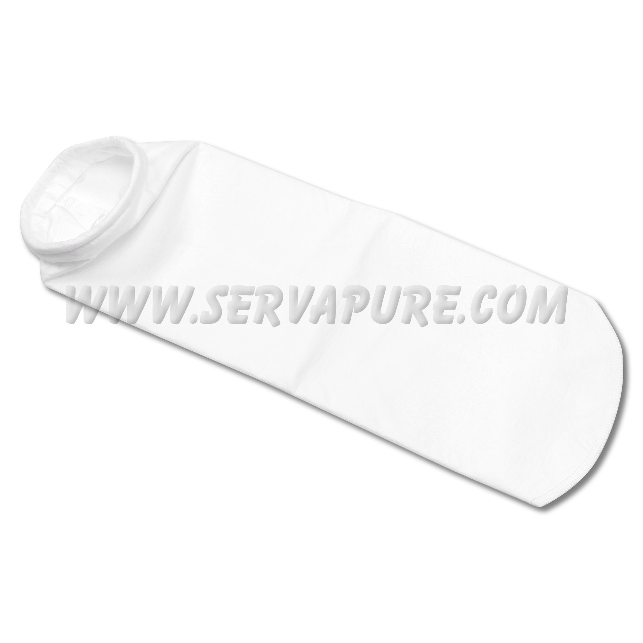 Lesac Filter Bag Polyester 0 5 Micron 2 Size 50 Per