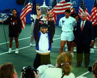 1994 US Open Final Andre Agassi d. Michael Stich