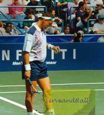 1994 US Open Andrea Gaudenzi