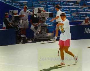 1995 US Open Yone Kamio
