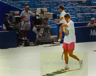 1995 US Open Yone Kamio