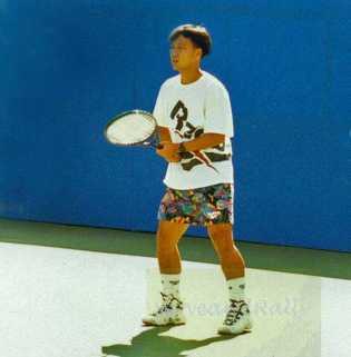 1996 US Open Michael Chang