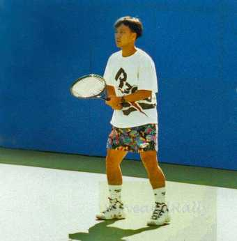 1996 US Open Michael Chang