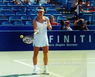 1996 US Open Arantxa Sanchez-Vicario