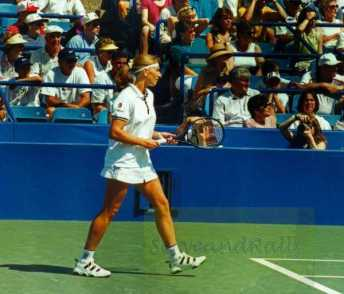 1996 US Open Steffi Graf