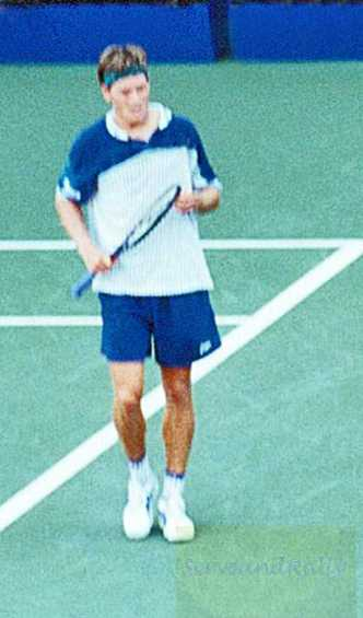 1996 US Open Thomas Enqvist