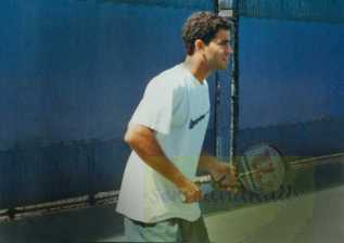 1996 US Open P. Sampras