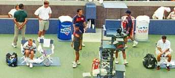1997 US Open Pete Sampras vs. Petr Korda