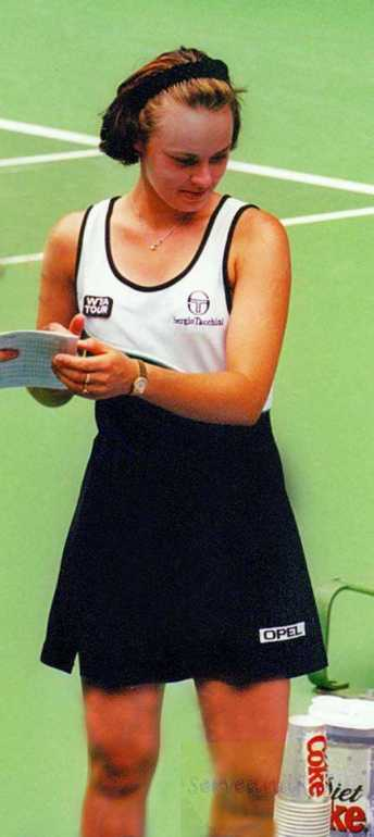 1999 Australian Open Final Martina Hingis