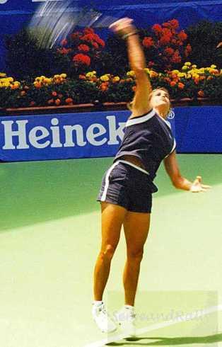 1999 Australian Open Final Amelie Mauresmo