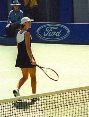 1999 Australian Open Martina Hingis