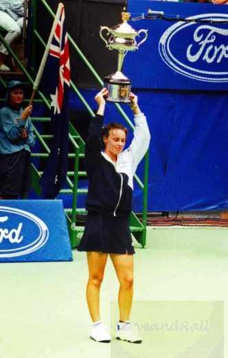 1999 Australian Open Final Martina Hingis def. Amelie Mauresmo