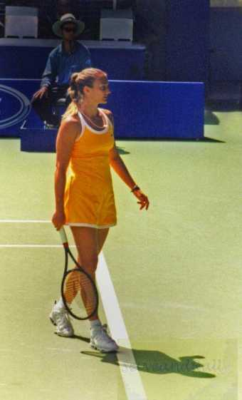 1999 Australian Open Mary Pierce