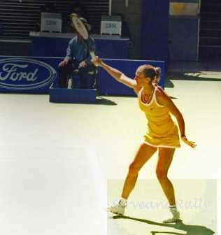 1999 Australian Open Mary Pierce