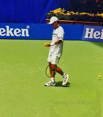 1999 Australian Open Vincent Spadea
