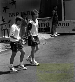 2000 Roland Garros Todd Woodbridge & Mark Woodforde