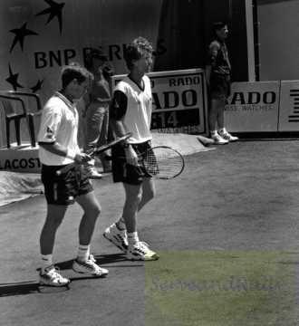 2000 Roland Garros Todd Woodbridge & Mark Woodforde