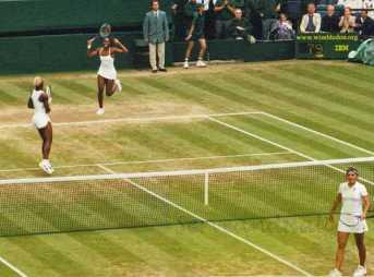 2002 Wimbledon Doubles Finals S&V vs. VRP & PS