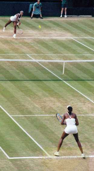2002 Wimbledon Women's Final Serena vs. Venus