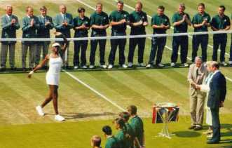 2002 Wimbledon Women's Final Venus