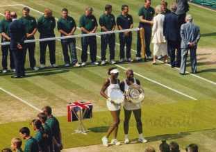2002 Wimbledon Serena def. Venus