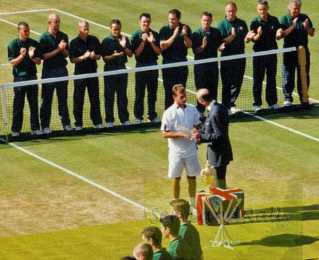 2002 Wimbledon David Nalbandian
