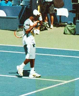 2007 US Open Donald Young