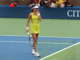 2012 US Open Ana Ivanovic