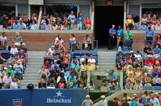 2012 US Open Serena's box