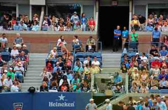 2012 US Open Serena's box
