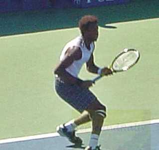 2010 US Open Gael Monfils