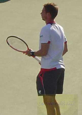2010 US Open Robin Soderling